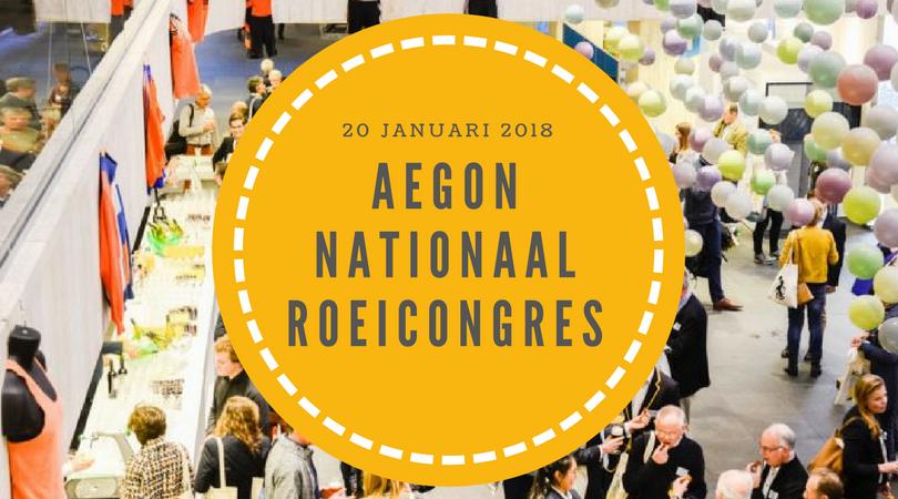 Bezoek NIDS op AEGON NATIONAAL ROEICONGRES